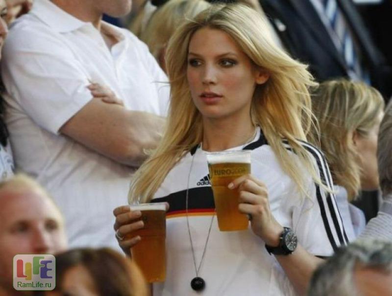 Это знаменитые немецкие красавицы